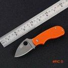 Mini Pocket Knife Spider Folding Blade Knife Survival Knives Hunting Tactical Knifes G10 H