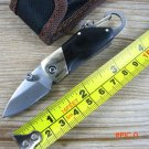 Vintage EDC Mini Keychain Folding Knife Camping Hiking Military Gear Outdoor Jungle Advent