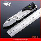 Sanrenmu 10 in 1 Multi Functional Tool Pocket EDC Folding Camping Knife Screwdriver Belt C