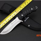 100% New Browning Small Hunting Knife Utility Outdoor Tactical Fixed Blade Knife With 5Cr1