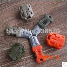 Outdoor camping equipment EDC Tool Beetle MINI Tool Knife Necklace Tool Use For Molle System BC1256