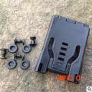 EDC camping equipment Outdoor Multifunction belt clip/K sheath can use for knife with K sh