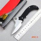Free shipping TH Version Jot Singh Khalsa C40G folding knife VG10 steel G10 handle Hunting