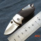Free Shipping Mini QQ Keychain Knife Outdoor Small Folding Gift Knives Multi Tool White St