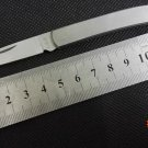 Sanrenmu SRM 4065RUC-SA 4065 Mini Pocket EDC Utility Camping Knife Folding Knife Blade BC1489
