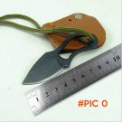 Mini Knife Outdoor Camping Survive Stainless Steel Pocket Knife Ferramentas Fixed Blade Kn