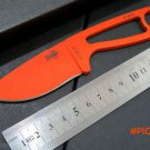 nice mini portable ant Neck small fixed blade straight knife pismire outdoor tool knives w
