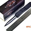 Grady Fung Version professional Copy Microtech Scarab ANT OTF Tactical Knife 440C Aluminum