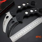 Free shipping high quality handmade hunting knives Fighting Claw Knife tactical survival c