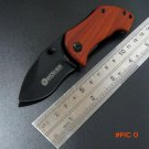 High quality Efeng Mini Pocket Folding Hunting Knife DA33 Tactical Survival Knives 440C Bl
