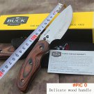 1pcs 100% BUCK 076 Outdoor Survival Tools Camping Knife Hunting Knife Mountaineer  Outdoor