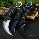 3 Colors Stainless steel Home Use Camping Knife Outdoor Survive Knife CS GO Counter Strike