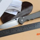 Fule Large Sebenza 25 folding knife cpm S35vn TC4 Titanium handle camping hunting kitchen