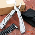 LHX CYP115 Multifunctional Pocket Folding Multi Tool Knife Army Suvival Stainless Life Scr