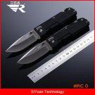 Sanrenmu 9052 Outdoor Folding Pocket Knife EDC Took Kit with Glass/Window Breaker Belt Cut