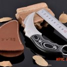 Fighting Claw Fight karambit Knife High Hardness Stainless Steel Camping Hunting Outdoor S