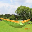 15 Color 2 people Hammock 2016 Camping Survival garden hunting Leisure travel Double Perso