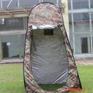 Portable Shelter Camping Shower Bath Tent Outdoor Pop Up Privacy Tent Camouflage Change Cl