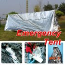 Portable Camping Emergency Blanket First Aid Survival Rescue Curtain Tent Tools Outdoor Hi
