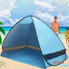 Sun Shade Camping Tent hiking beach summer tent UV protection fully automatic sun shade qu