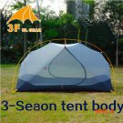 3F Ul Gear Tent Vents Ultralight Camping Tent Canopy 3 Season  2 Person Mesh Tent Body For