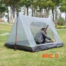 3F Ul Gear Tent Vents Ultralight Camping Tent Canopy 3 Season 2 Person Mesh  Inner Tent Bo