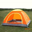 Outdoor Large 2-3 Person Hiking Camping Automatic Instant Pop up Family Tent NEW tent pole