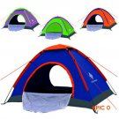 Ultralight Waterproof UV Camping Hiking Tents Outdoor 1 2 Person Barraca Beach Awning Canv