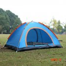 200*200*130cm Camping Tent 3-4 Person Automatic Opening Waterproof Tent for Outdoor Campin