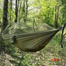 Outdoors mosquito net camping tent hanging hammocks meditation camping bed nylon ultraligh
