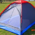 Single tent indoor and outdoor tent Fishing tourism camping disaster relief tents 1~2 pers