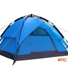 QG6252 Outdoor camping hiking beach tent summer tents protection sun shade quick open pop