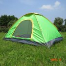 Free shipping Hot Sale Two Person Outdoor Camping Tent Kit Fiberglass Pole Water Resistanc