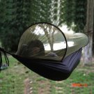 Outdoor Fly Tent 200kg Load-Bearing Portable Hammock Camping Survivor Hammock with Mosquit