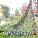 MELIFE 2x3m Outdoor Woodland Camouflage Net Camo Netting Camping Military Outdoor Desert W