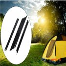 NatureHike 8 Sections Outdoor Tent Accessories Inner Camping Tent Poles Galvanized Iron Ca