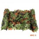 2x2m Woodland Camouflage Net toldo Camo Netting Camping Military Hunting shelter carpas su