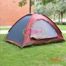 2 Persons Camping Hiking Tent 200*140*110cm Outdoor Double Ultralight Tents 4 Season for F