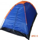 1-2 Person ourdoor camping tent 2 person dome tent 200*120*95CM tent for 1-2 person  BC407
