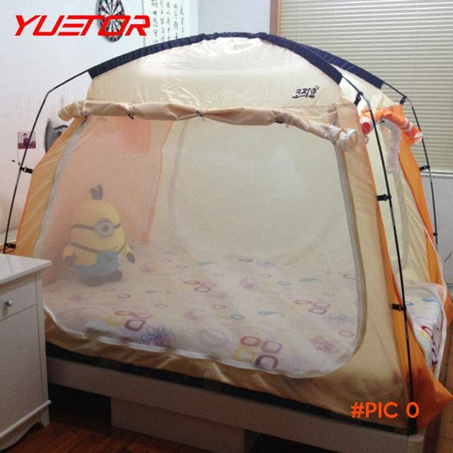 YUETOR korean 1 person winter keep warm tent children play house tents 210*110*130cm game