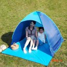 Outdoor Camping Hiking Beach Tent UV Protection Fully Automatic Sun Shade Quick Open Pop U