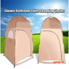 NEW Portable Outdoor Toilet Tent Camping Shelter Multi-function Shower Tent Changing Room