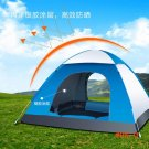 Outdoor Tents With 5 Colors Suit 3/4 Person Oxford cloth Rainproof Outdoor Camping Tent fo