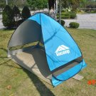 new style beach tent pop up open 1-2person quick automatic opening 90% UV-protective water