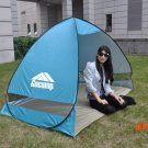1 second open pop up beach tent automatic open 2 person tent for camping picnic BC495