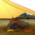 200g Ultralight Outdoor camping mosquito net tent Summer 1 people Single travel tent BC499