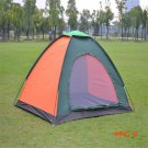 Free shipping Brand New Waterproof UV Outdoor Hiking Tents 2 person Camping Tent Pack with