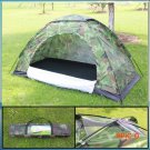 Single Person 1 People Camouflage Military Camping Tent Ultra-light Waterproof Mountain Cl
