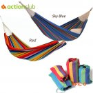 Actionclub Fresh Colorful Outdoor Hammock Tent Camping Leisure Garden Fishing Picnic Trave