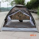 Outdoor Camping & Hiking Folding Tent Waterproof  2 Person 4 Season Camouflage Tent BC509